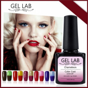 GEL LAB Choose Any 7 Colours 10ml Temperature Changing Chameleon Gel Nail Long Lasting Vanish 77 Colours for Choosing
