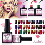 GEL LAB Pick Any 5 Colours 10ml Temperature Changing Chameleon Gel Nail Long Lasting Vanish 77 Colours for Choosing