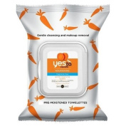 Yes to Carrots Nourishing Gentle Cleansing Wipes 40ct