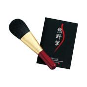 Kfi-40R Kumano makeup brush brush of heart face brush