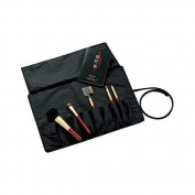 Kfi-R105 with heart brush special case of Kumano makeup brush set brush