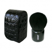Kosumedo Kumano brush Takumi handmade ash squirrel-filled mushroom brush + special case set of