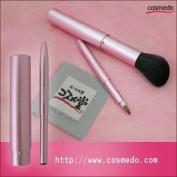 Kumano brush makeup brush portable Face Cheek Brush & Lip Brush Set