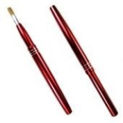 Miyao industry makeup brushes (makeup brush) MU series -1 portable lip brush Red Sable 100% / brush Kumano