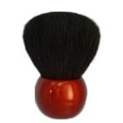 Powder Brush Dharma luxury goat / Kumano / Miyao industry makeup brushes (makeup brush) MA-1