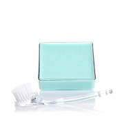 Signature Club A Foaming Glycerin Cleansing Cake with Brush - Cucumber