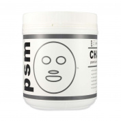 psm CHARCOAL Premium Modelling Algae Peel Off Facial Mask Powder 520ml