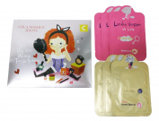 [Dr.Lola] Lola Masque 3DOTS Mask sheets (6ea) Made in Korea