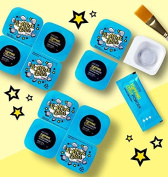 Chica Y Chico Bubble Sugar Topping Star Mask Pack n Power Kit