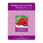 """KOREAN COSMETICS"" MJCARE Raspberry Essence Mask 10pcs"