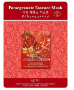 """KOREAN COSMETICS"" MJCARE Pomegranate Essence Mask 10pcs"