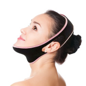Facial Slimming Strap - Chin Lift Facial Mask - Eliminates Sagging Skin - Anti Ageing the Pain Free Way .  d!