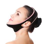 Facial Slimming Strap - Chin Lift Facial Mask - Eliminates Sagging Skin - Anti Ageing the Pain Free Way! 100% Satisfaction Guaranteed!