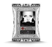 [Inner Kallia] Aqua Peptide Powder COLLAGEN 2000ml (1kg), Gel Type Modelling Mask Pack for Firming Skin & Wrinkle Care [ Free Measuring Cup + Sponge Included ]
