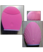 Battery Operated Silcone Facial Cleanser and Massager