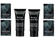 2 Shills Black Mask,cleansing, purifying, mud peel + 4 Pilaten blackhead remover