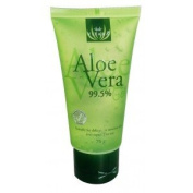 Vitara_99.5% Aloe Vera Gel ;Travelling size 70 ml (2.36 Oz) : Cool and soothes , Delicate or sensitive skin over exposed to sun