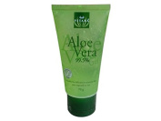 Vitara_Aloe Vera Gel 99.5% 70 ml (2.36 Oz) : Travelling size ,Cool and soothes , Delicate or sensitive skin over exposed to sun