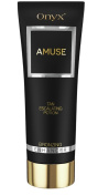 AMUSE Bronzing Enhancer & Tan Escalating Potion, Luxury Bronzer by Onyx, 6.76 Fluid Once