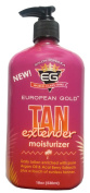 European Gold Tan Extender Moisturiser, 530ml