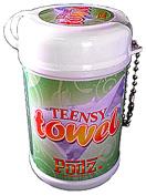 Teensy Towels 30 Individual Wipes
