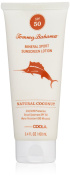 Tommy Bahama Sunscreen, Coconut Scented Mineral Sport Sunscreen, SPF 50, 3.4 fl. Ounce.