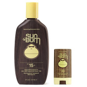Sun Bum SPF 15 240ml Lotion + Face Stick SPF 30