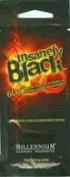 5 Millennium Insanely Black Tanning Bronzer Packets