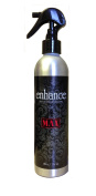 MAX Enhance Tanning Oil with Intense Moisturisers Hyaluronic Acid and Sodium PCA Plus Certified Organic Oils - 240ml