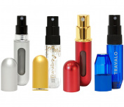 Travalo Refillable Atomizer All Star Collection 1-Classic, Excel, Pure, Ice
