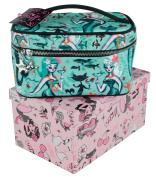 Fluff Martini Mermaids - Cosmetic Train Case