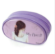 BB & Love Cute Portable Multi-Functional Beauty Version Cosmetic Makeup Bag Case Pouch Pencil Gift Case