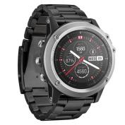 Voberry® Metal Stainless Steel Watch Band Strap For Garmin Fenix 3 / HR