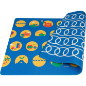 Lollaland Play Mat Brave, Blue
