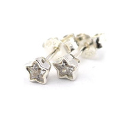 DIY fits European Pandora Jewellery 925 Sterling Silver Starshine with Clear Cubic Zirconia
