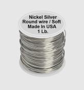 Nickel Silver Wire (SOFT) 0.5kg. Spool