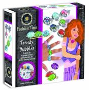 Amav Fashion Time Trendy Bubbles Rings Kit