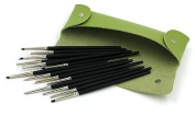 Size 0 White/Black/Grey Tips Clay Sculpture Tools Silicon Colour Shaper Case Set