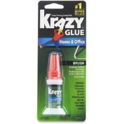 Elmer Products KG94548R All Purpose Krazy Glue - 5 g., Clear