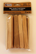 Cardinal Arts & Crafts Mini Jumbo Craft Sticks
