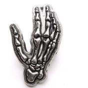 Right Hand Bones Line 24 Snap Button Cap 2.5cm - 0.6cm 1265-57