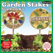 Milestones Stepping Stone Kit-Garden Stake