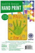 Mould & Design Hand Print Rectangle