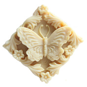 Grainrain ButterflySilicone Soap moulds Craft Art DIY Handmade soap moulds Soap Making Mould