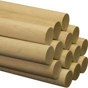 Woodepckers® 6.4cm Inch x 90cm Dowel Rod