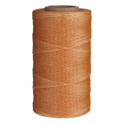 Candora 260M Sewing Waxed Thread 1MM For Chisel Awl Upholstery Shoes Luggage Set 3 Colours