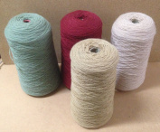 Yarn Place New Zealand Wool Yarn Felted Knits Tapestry Rugs Hats Mixed Colour Lot #314