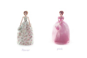 Bride Doll Making Kit Diy Needlecrafts Needle Felted Character Kits Make Your Own Rag Doll