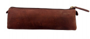 DH Genuine Leather Pencil Roll - Pen and Pencil Case