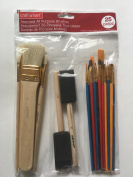 Assorted All Purpose Brushes